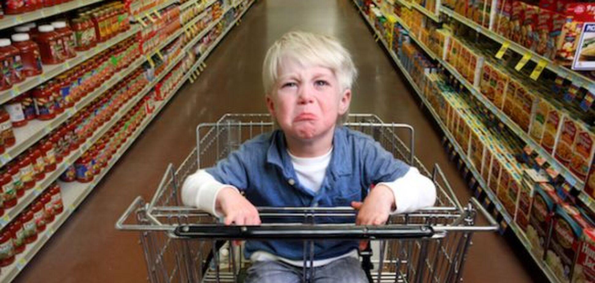 Ребенок разбил товар в магазине: что дальше?