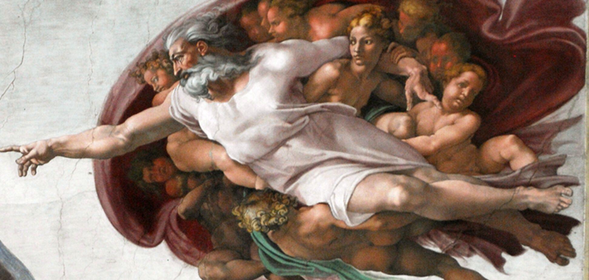 У США вчені розробили портрет Бога: в мережі знайшли разючу подібність