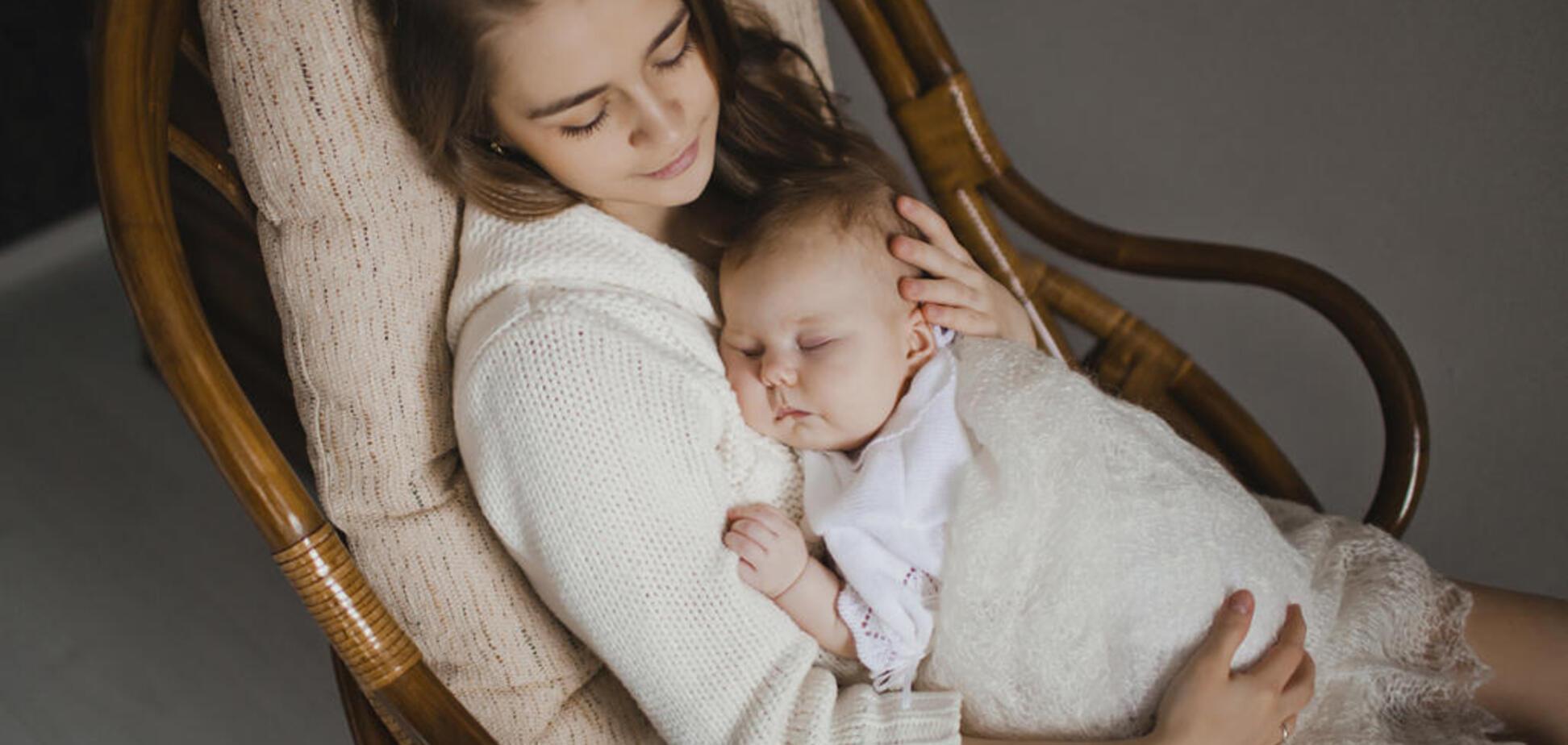 Колыбельные для малыша: польза для здоровья ребенка и мамы