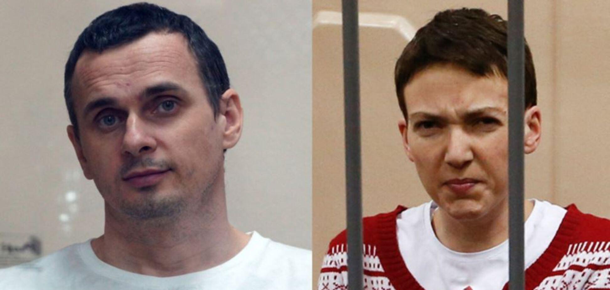 Ми обпеклись на Савченко, а тепер дмухаємо на Сєнцова
