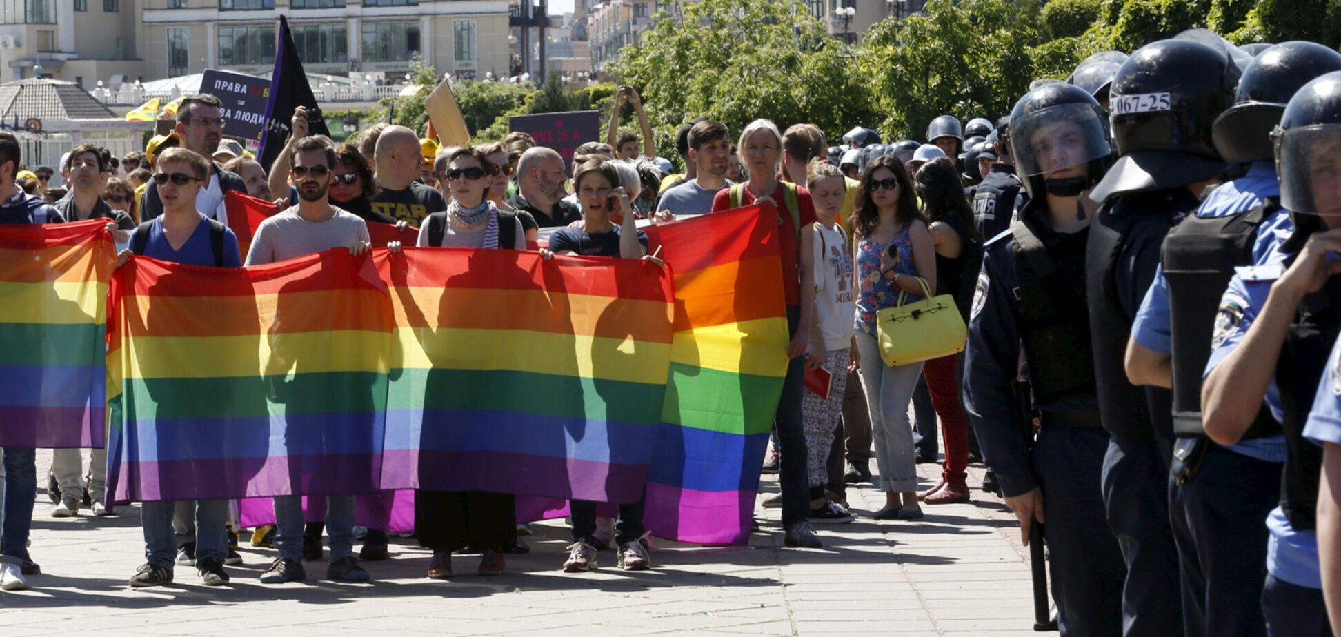 'Там будут девочки': лидер C14 рассказал, зачем пойдет на марш ЛГБТ
