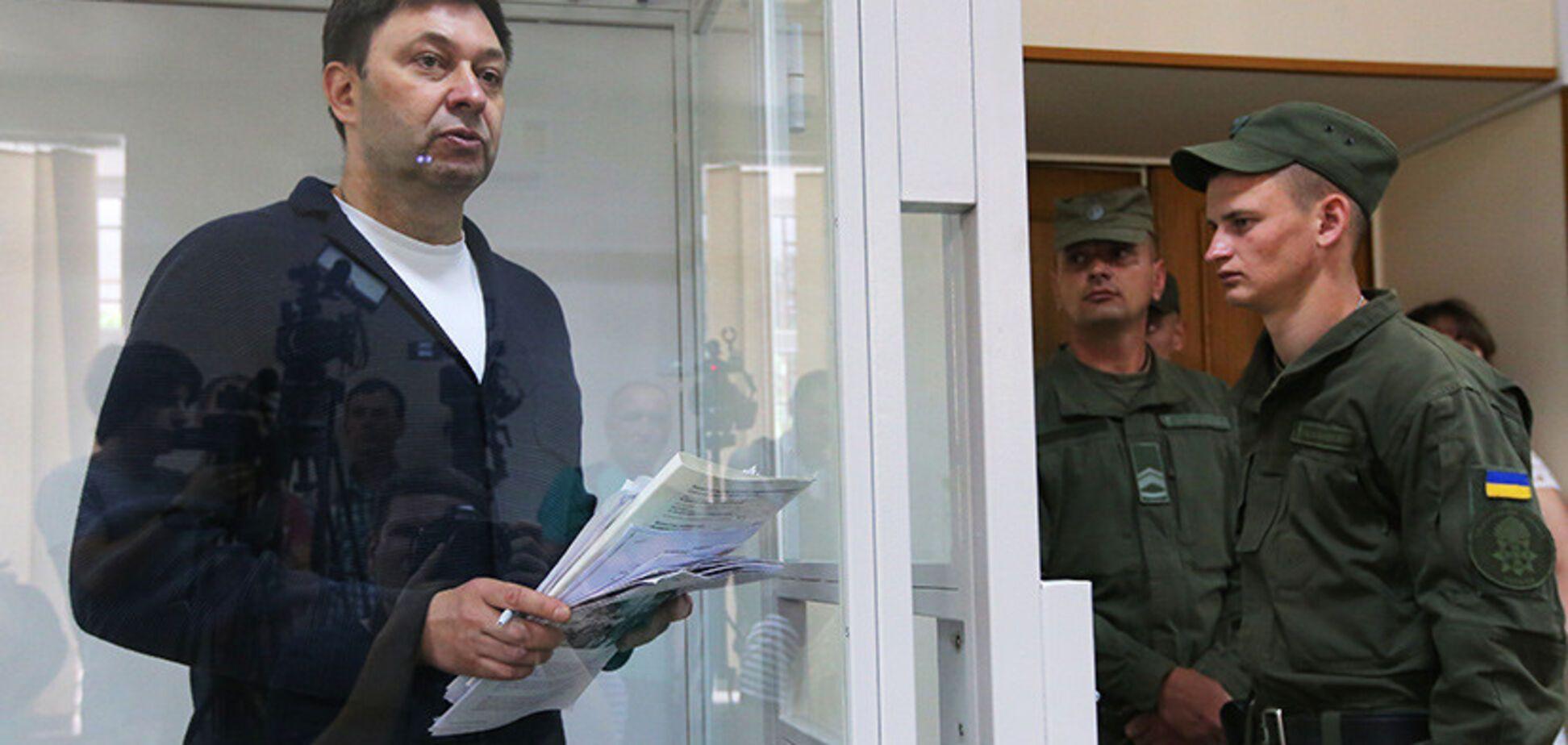 Під тиском: адвокат розповів про перебування Вишинського в СІЗО