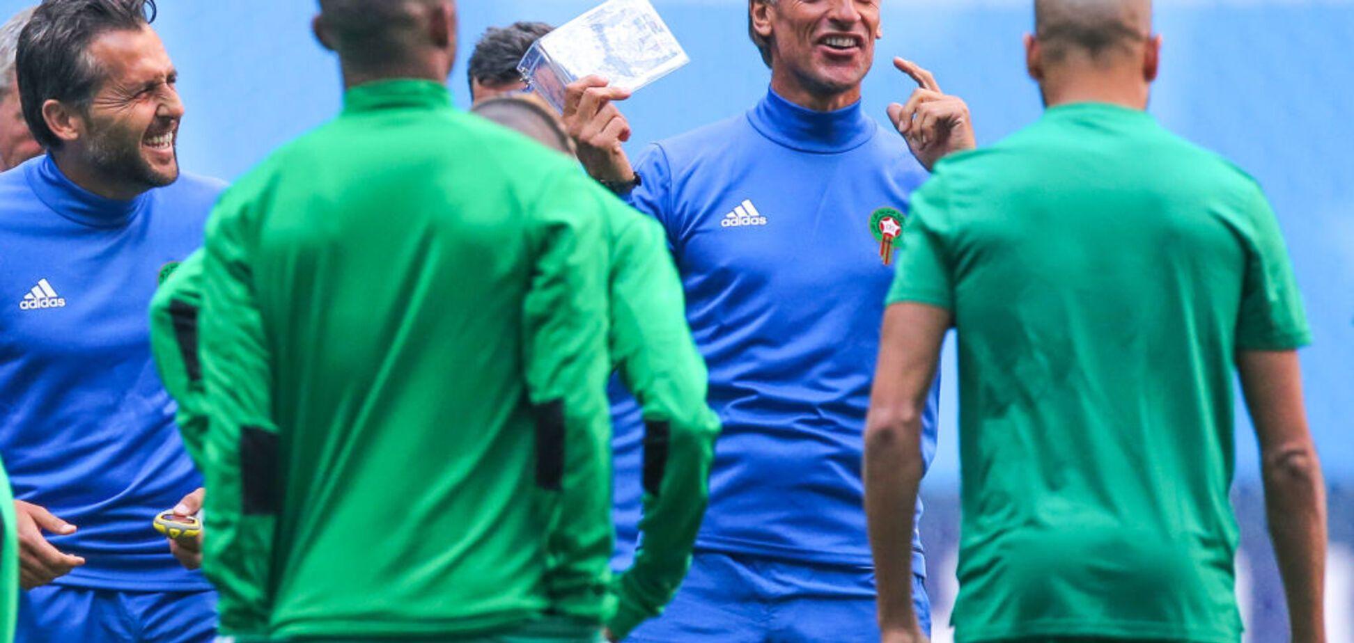 Марокко – Иран – 0-1: онлайн-трансляция матча ЧМ-2018