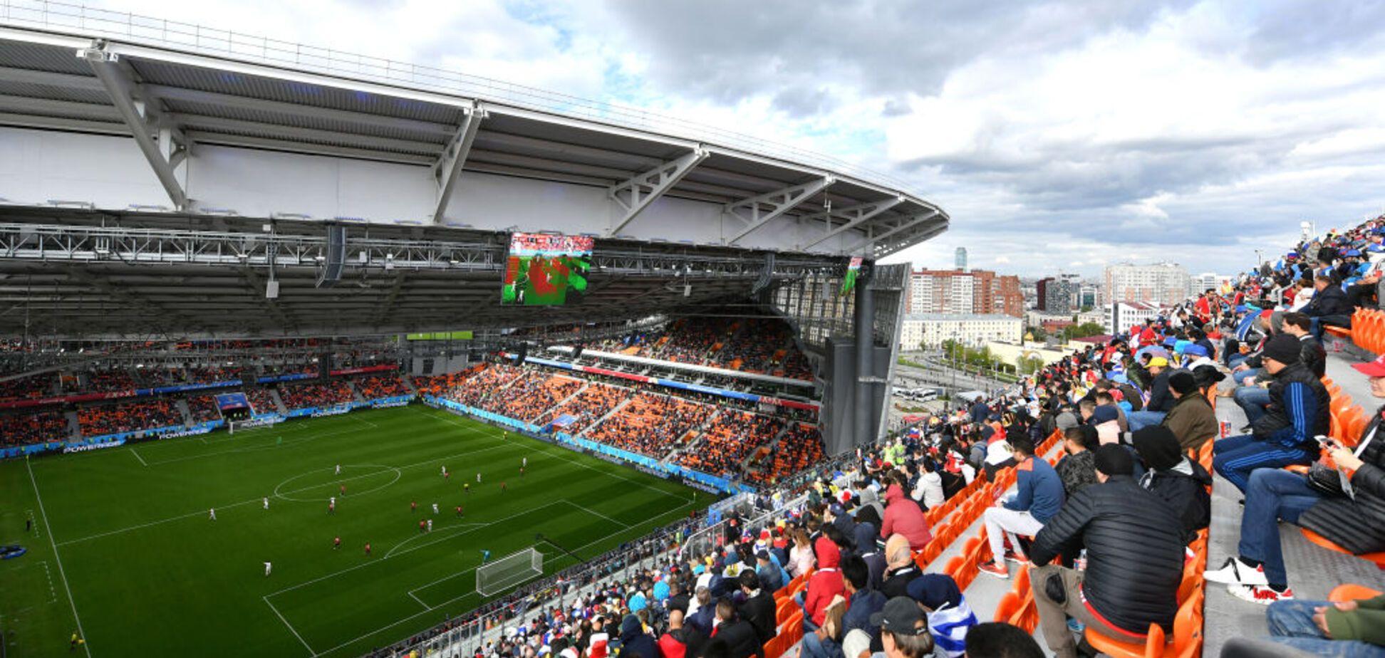 'Это провал, ребята': в сети загнобили матч ЧМ-2018 для 'нищих россиян'