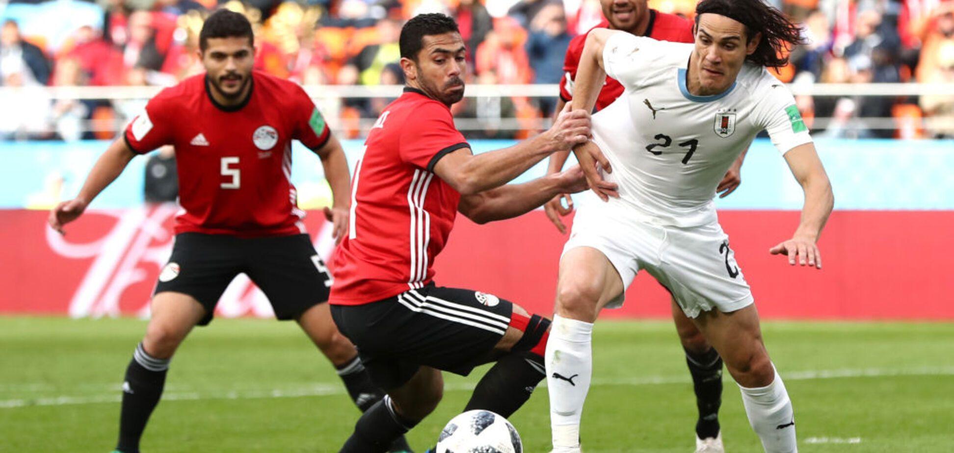 Египет – Уругвай: обзор матча ЧМ-2018