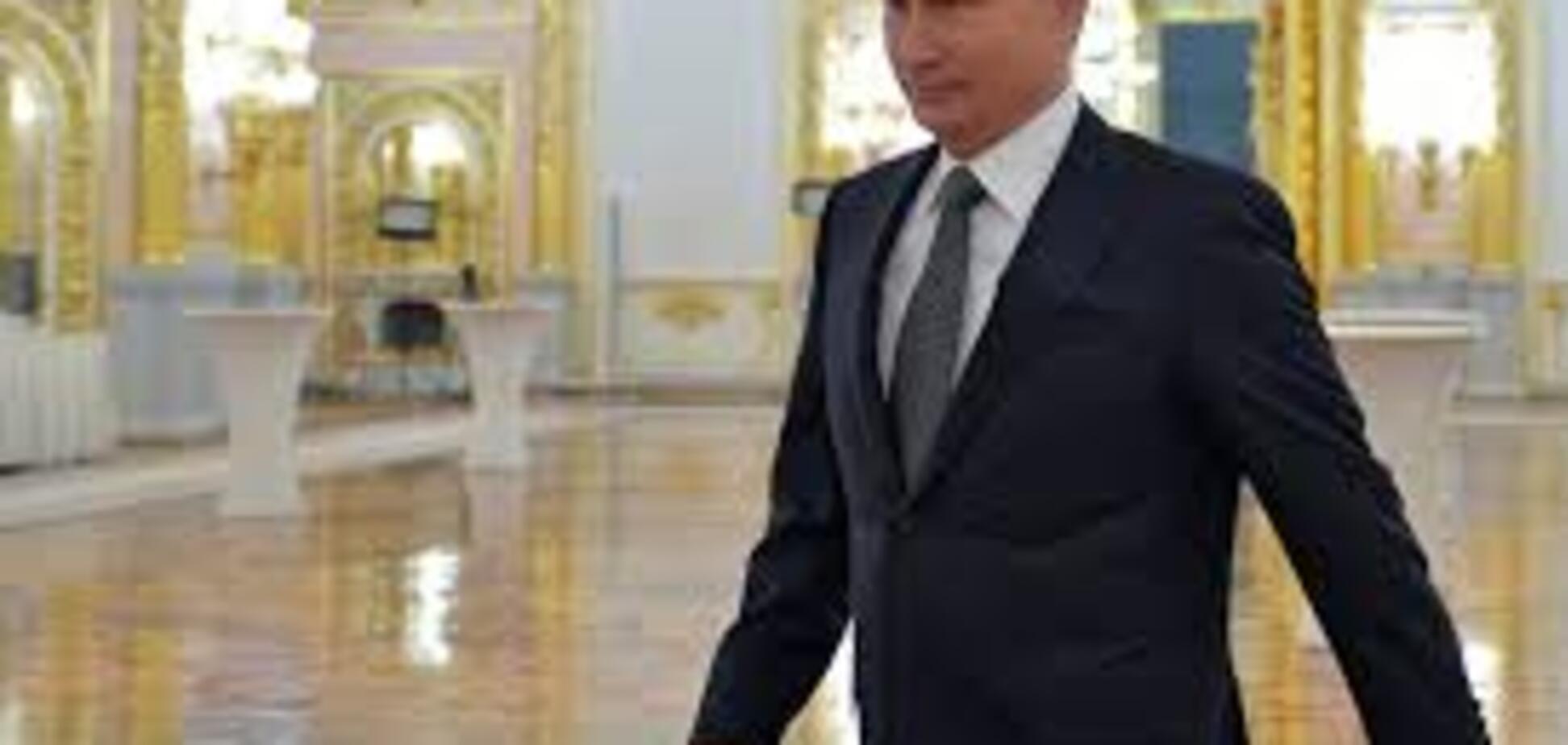 ''Налажали з ходулями'': Путін попався на новому ''прийомі'' з ростом