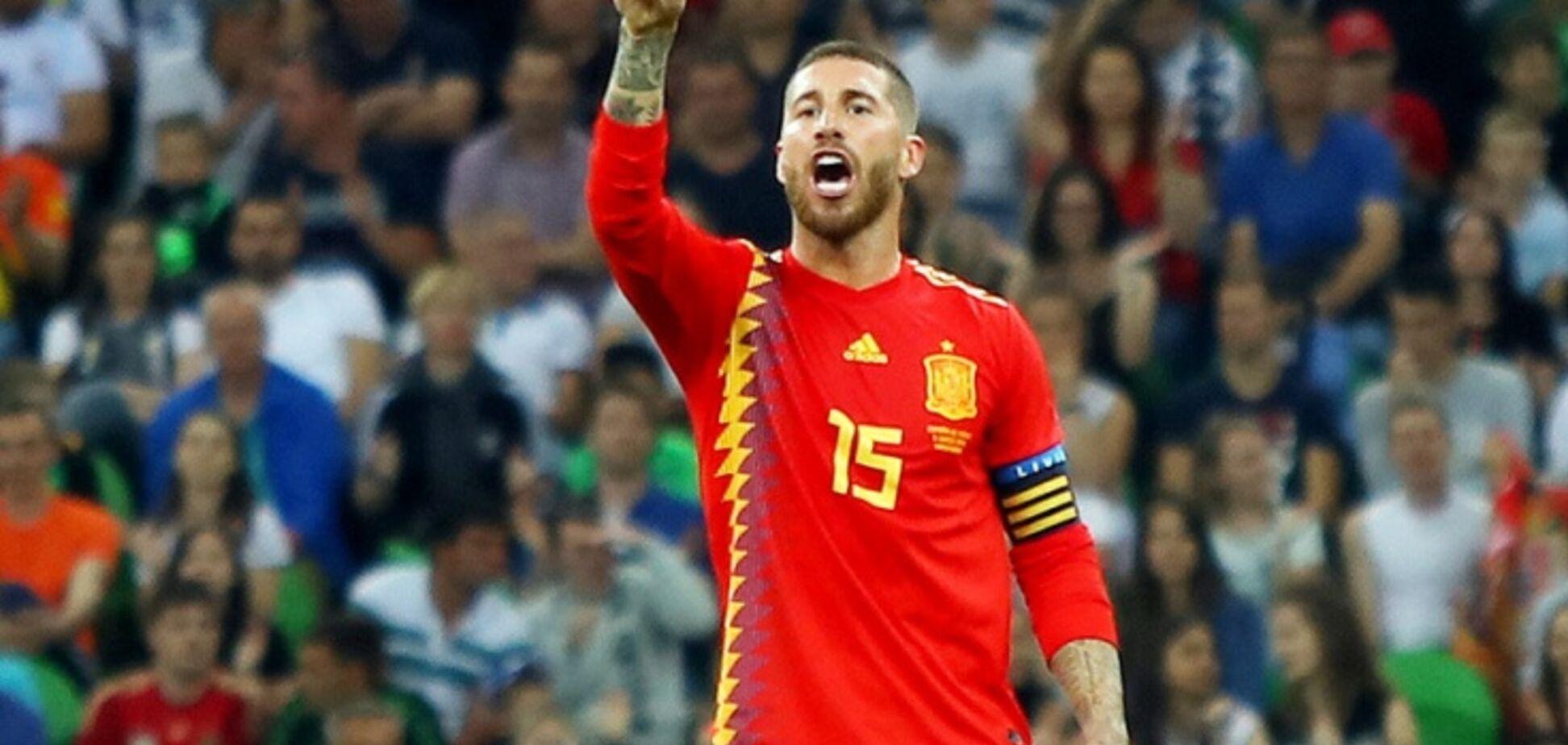 'Как на похоронах': капитан сборной Испании распсиховался перед стартом на ЧМ-2018