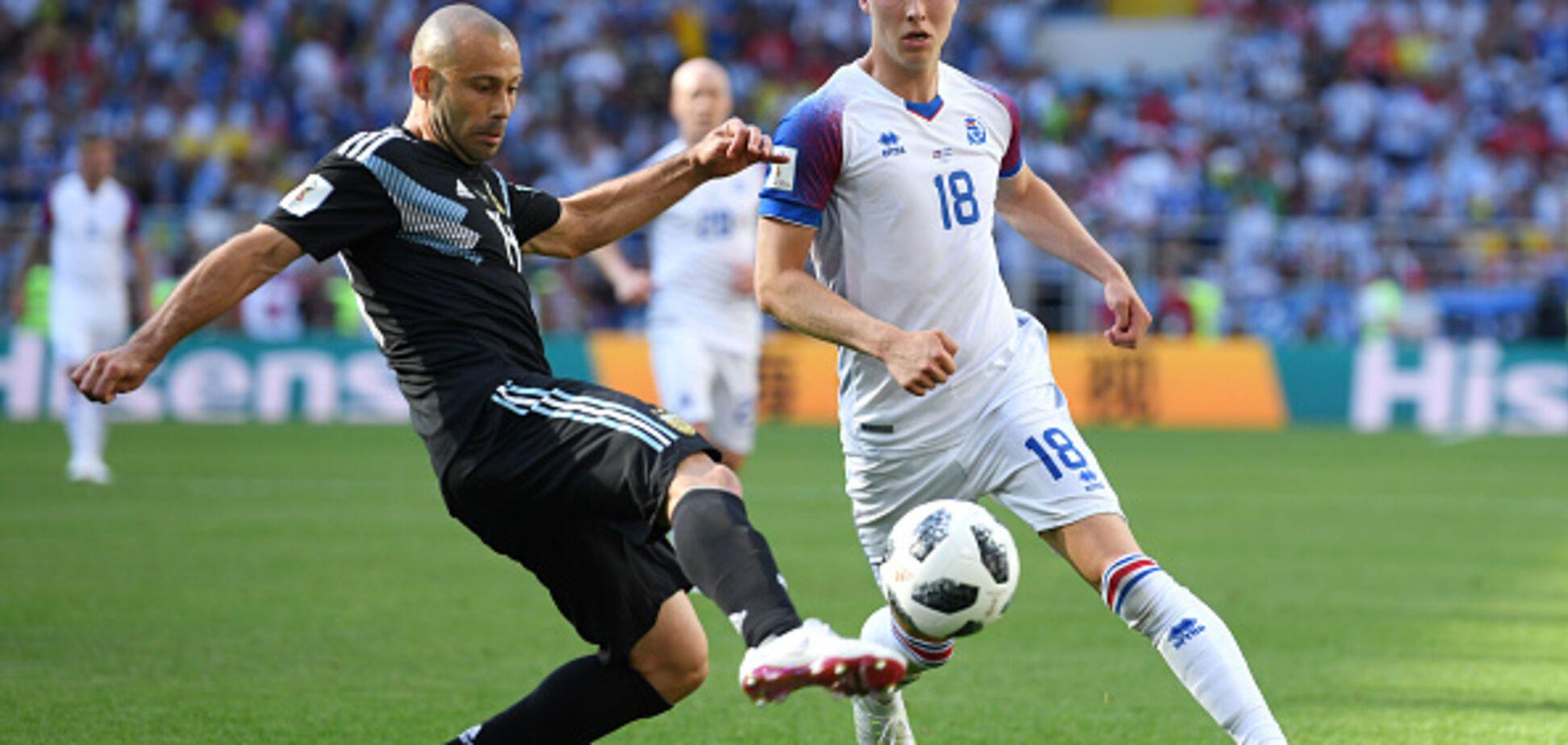 Нігерія - Ісландія - 2-0: онлайн-трансляція матчу ЧС-2018