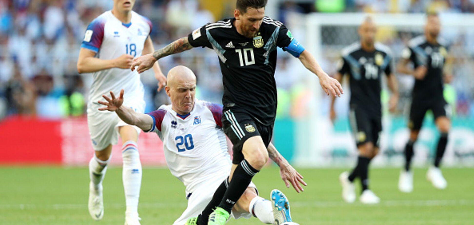 Аргентина - Ісландія: огляд матчу ЧС-2018