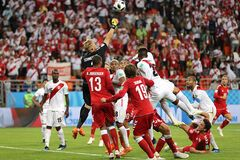 Перу - Данія: огляд матчу ЧС-2018