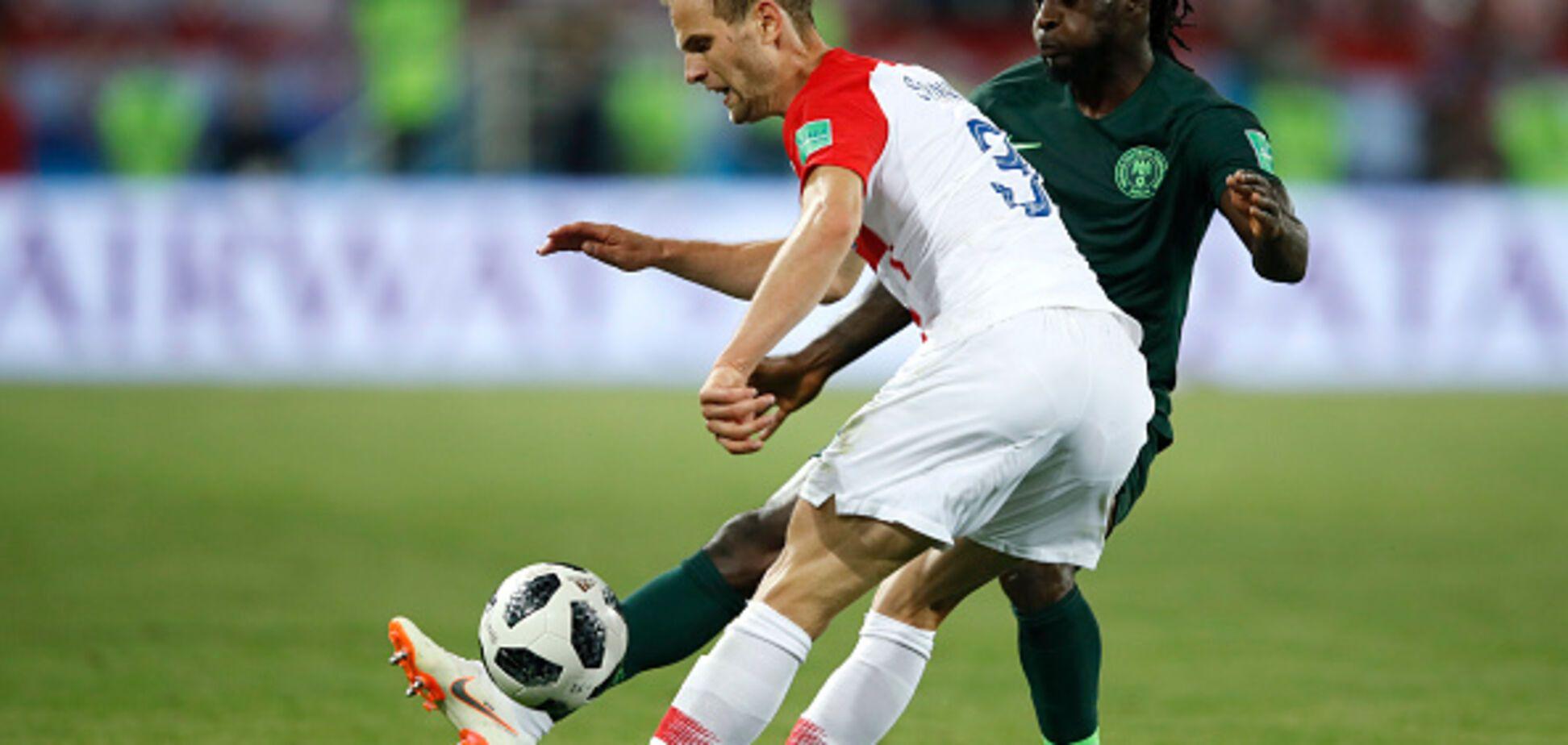 Хорватия – Дания - 4-3: онлайн-трансляция матча 1/8 финала ЧМ-2018