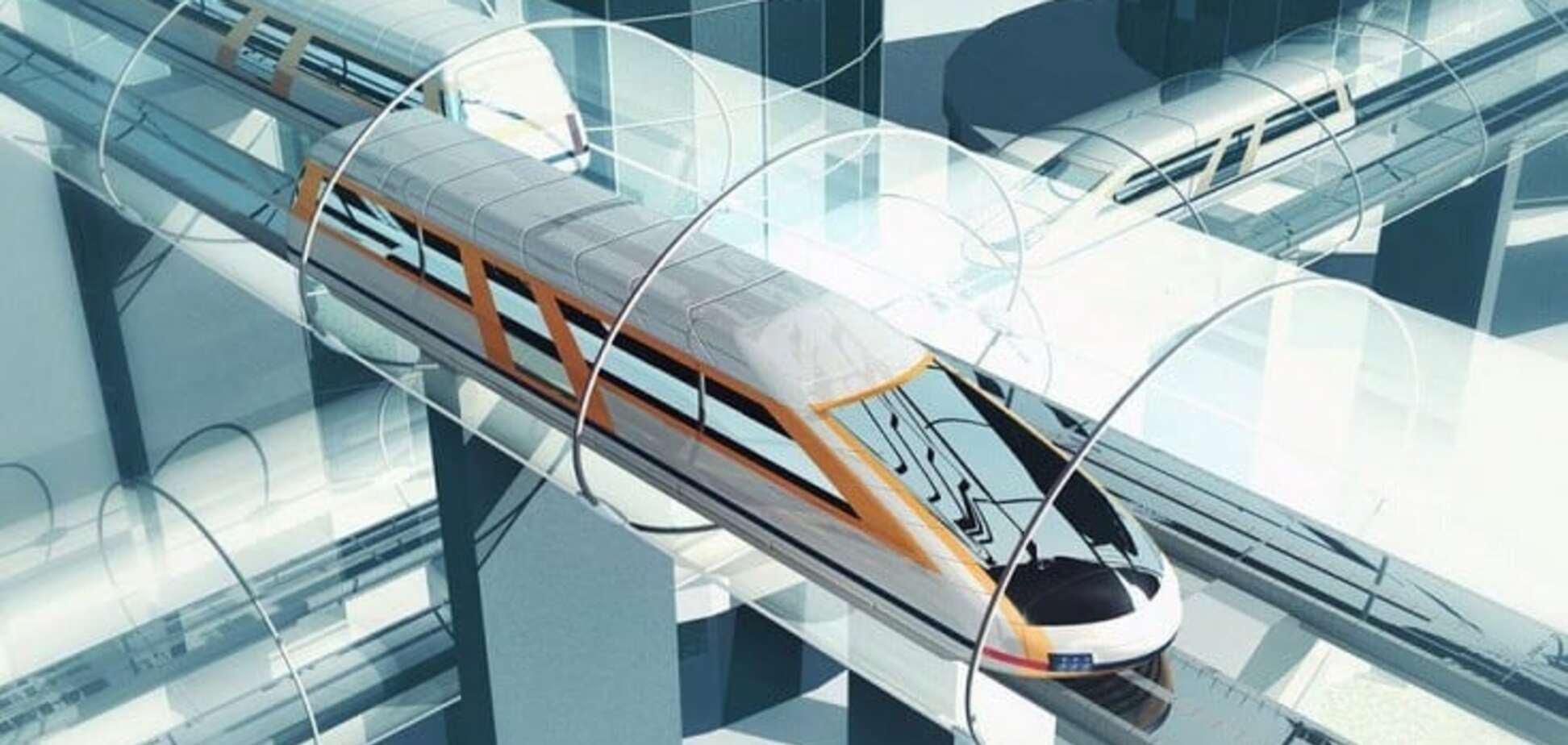 Придет ли Hyperloop в Украину: названы два условия