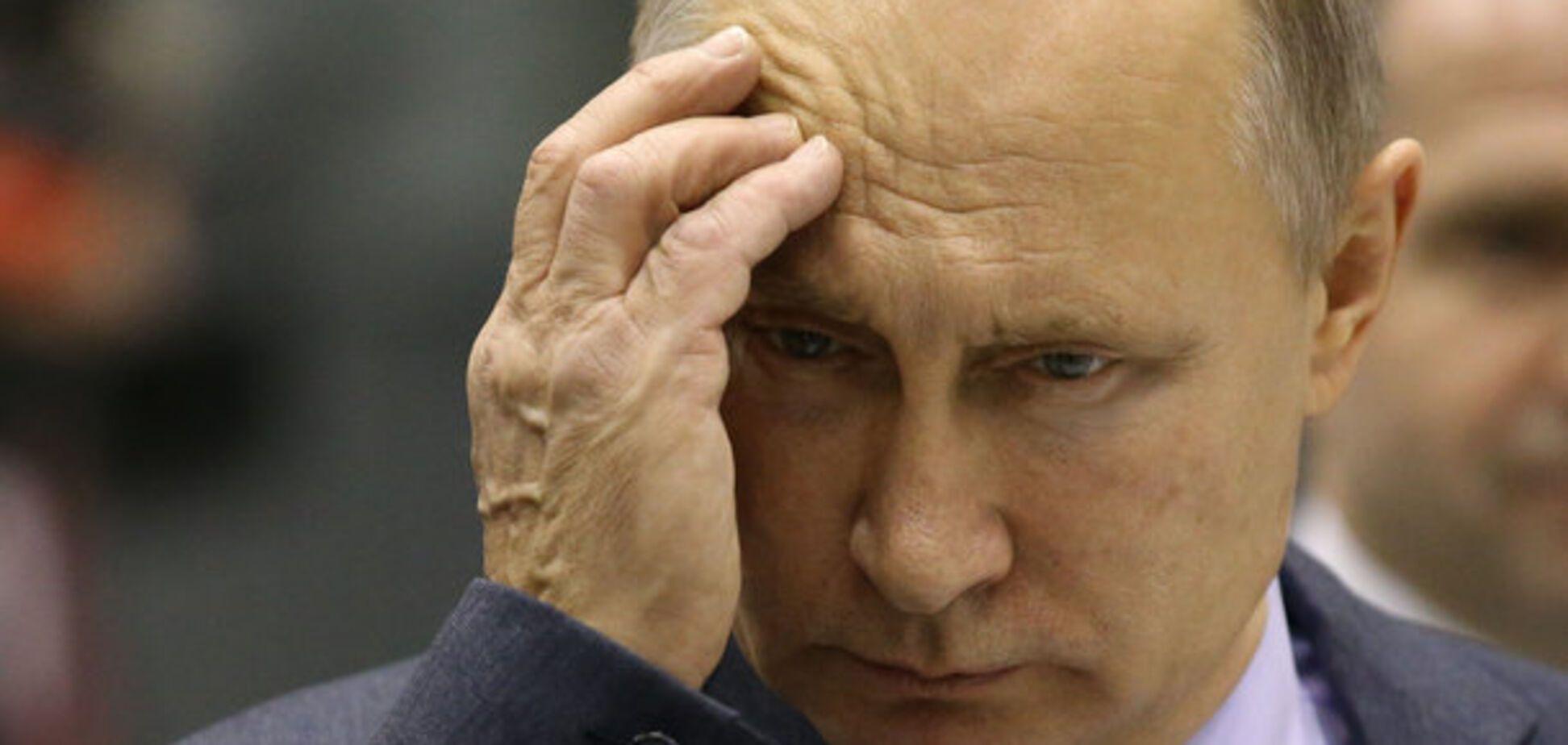 Піонктовський розповів, як Путін опинився за бортом