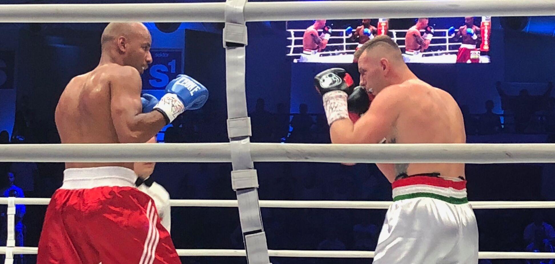 Известного украинского боксера нокаутировал дебютант