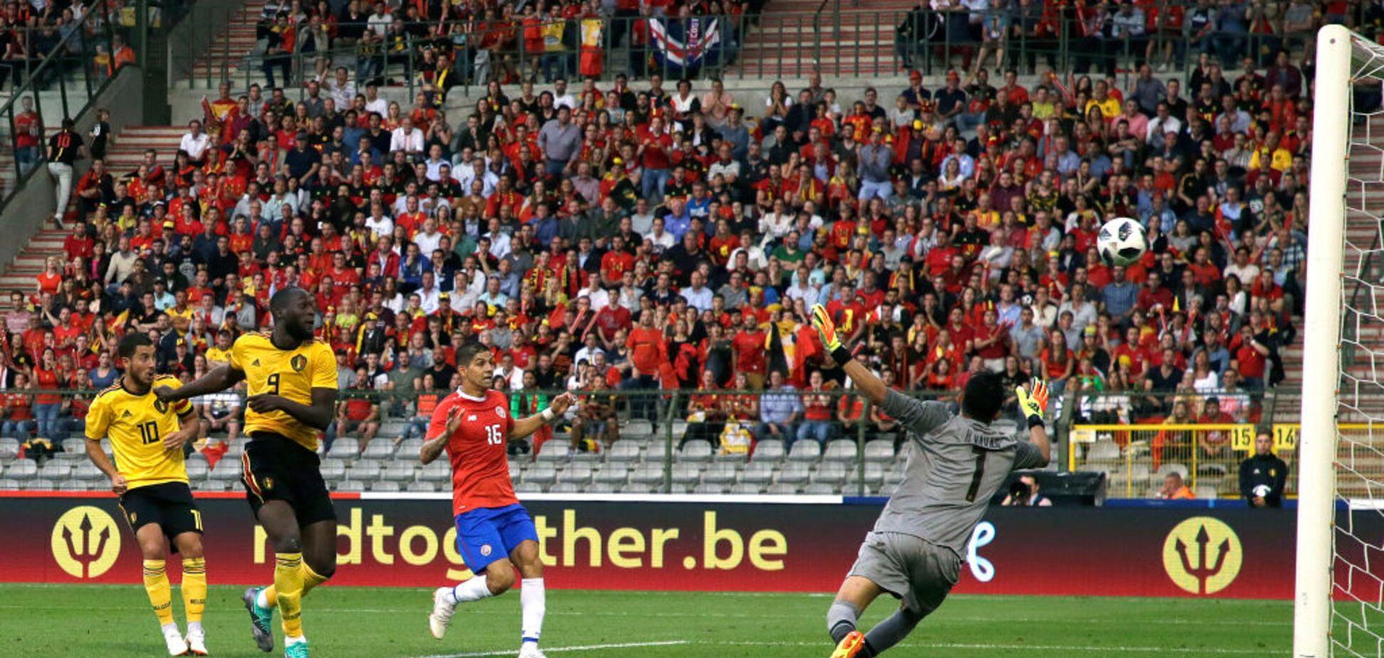 Коста-Ріка – Сербія – 0-1: онлайн-трансляція матчу ЧС-2018