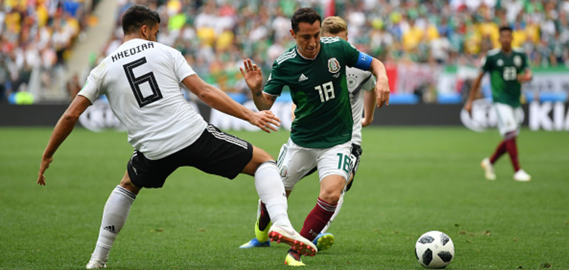 Південна Корея - Мексика - 1-2: онлайн-трансляція матчу ЧС-2018