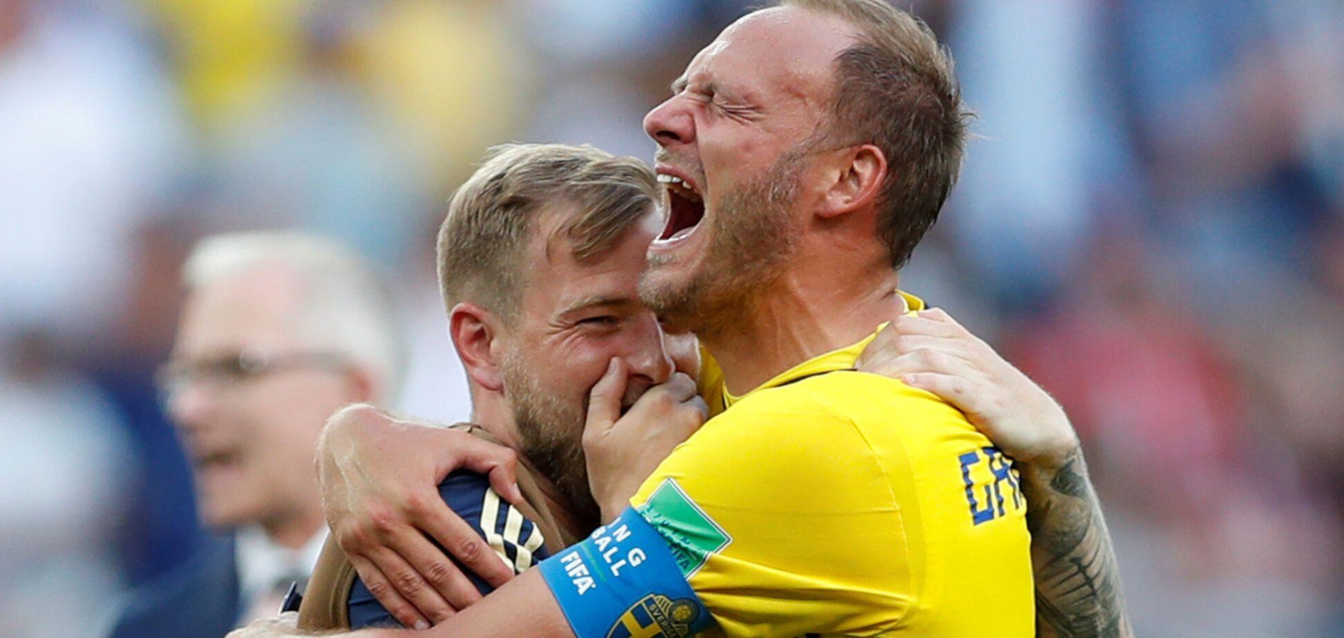 Швеція - Корея: огляд матчу ЧС-2018