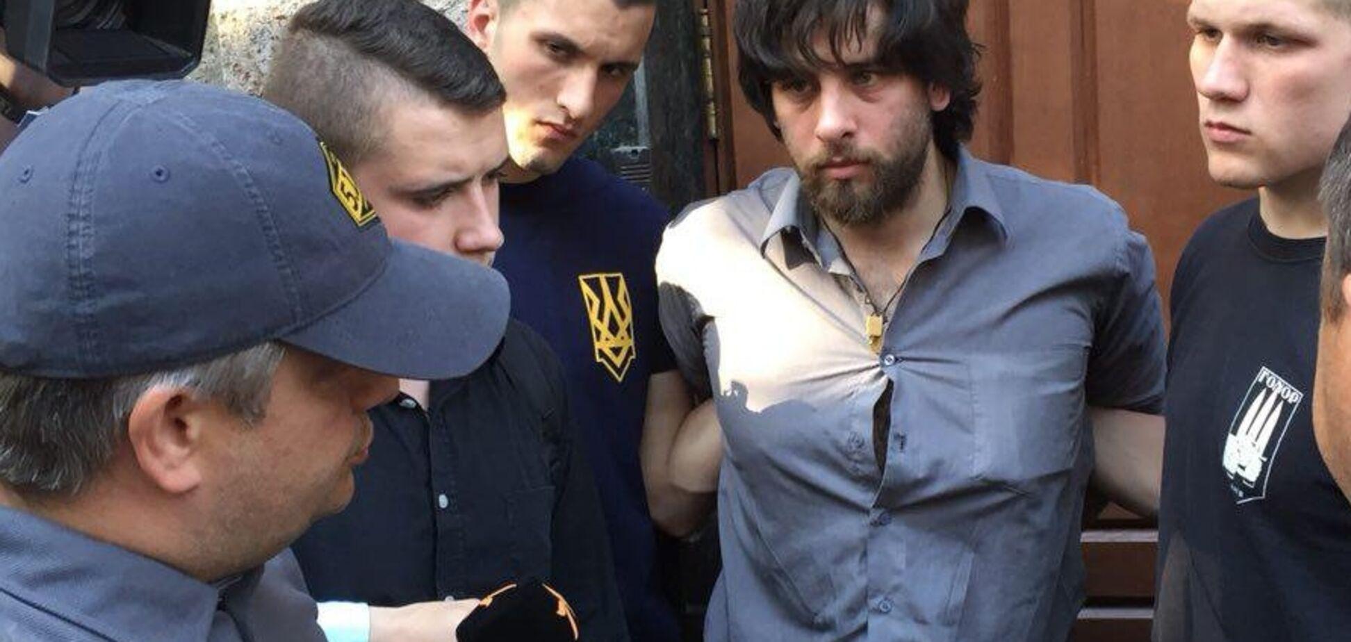 Затримання терориста Лусваргі: СБУ завела справу на націоналістів