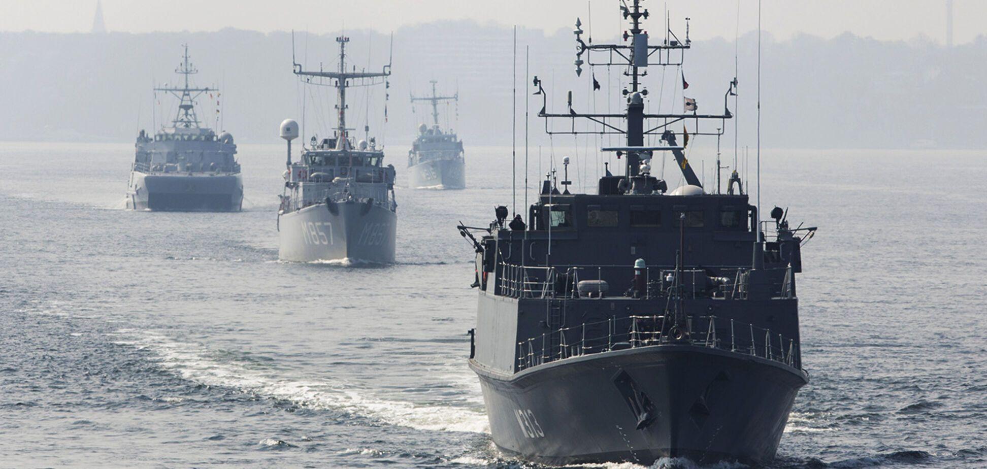'Диверсії, мінування': названа 'гаряча морська точка' України і Росії