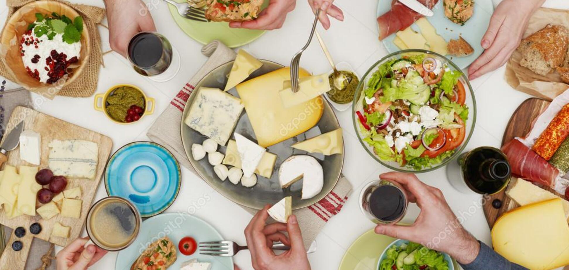 Семейный ужин: как его сделать здоровым