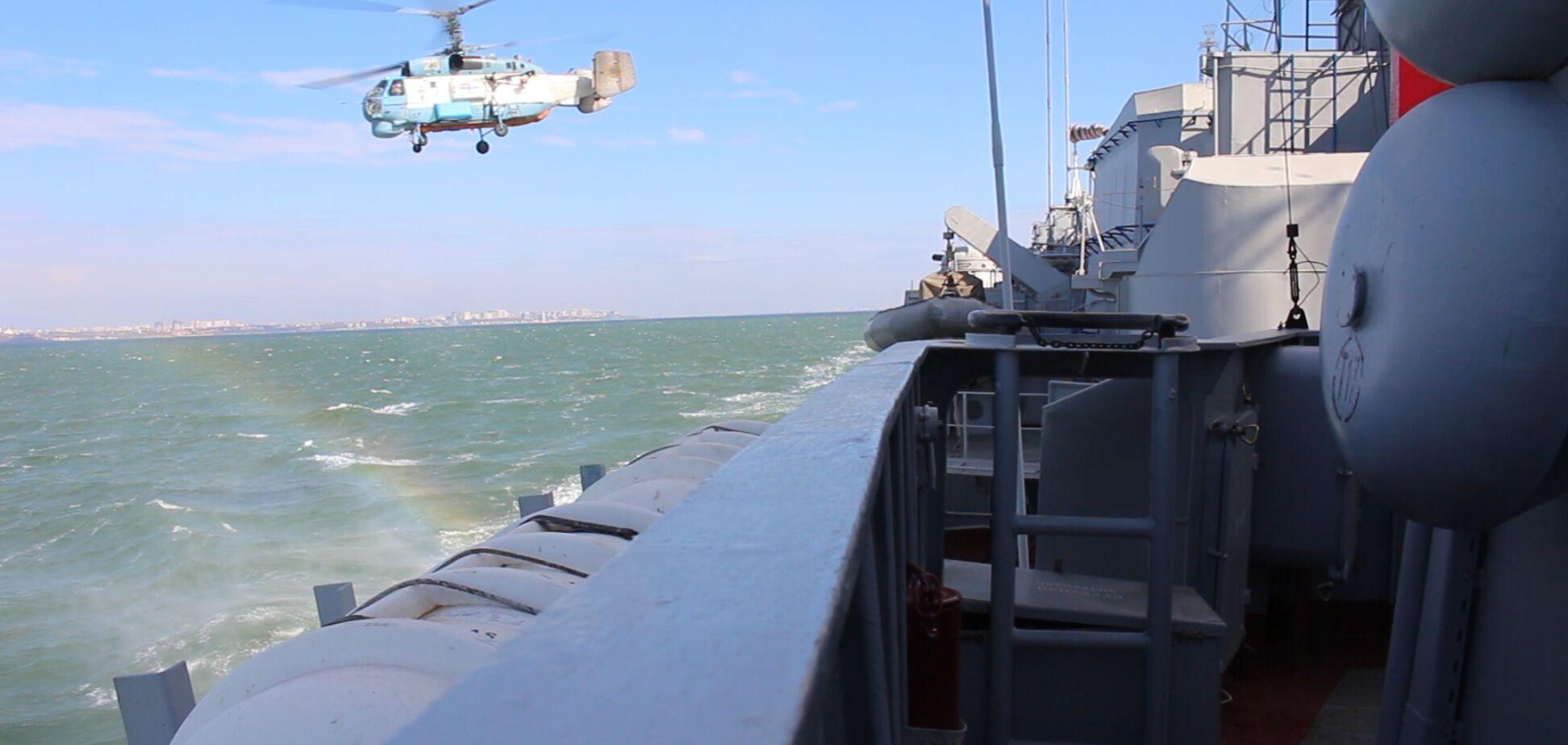 Генерал сказав, що трапилося з флотом України в Чорному морі