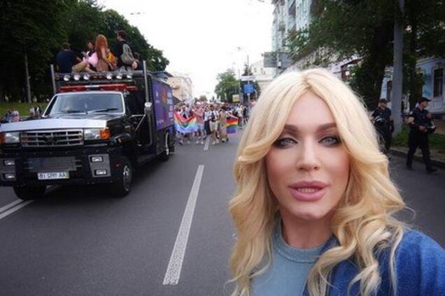 Травести-дива Монро предупредила участников ЛГБТ-Прайда об опасности