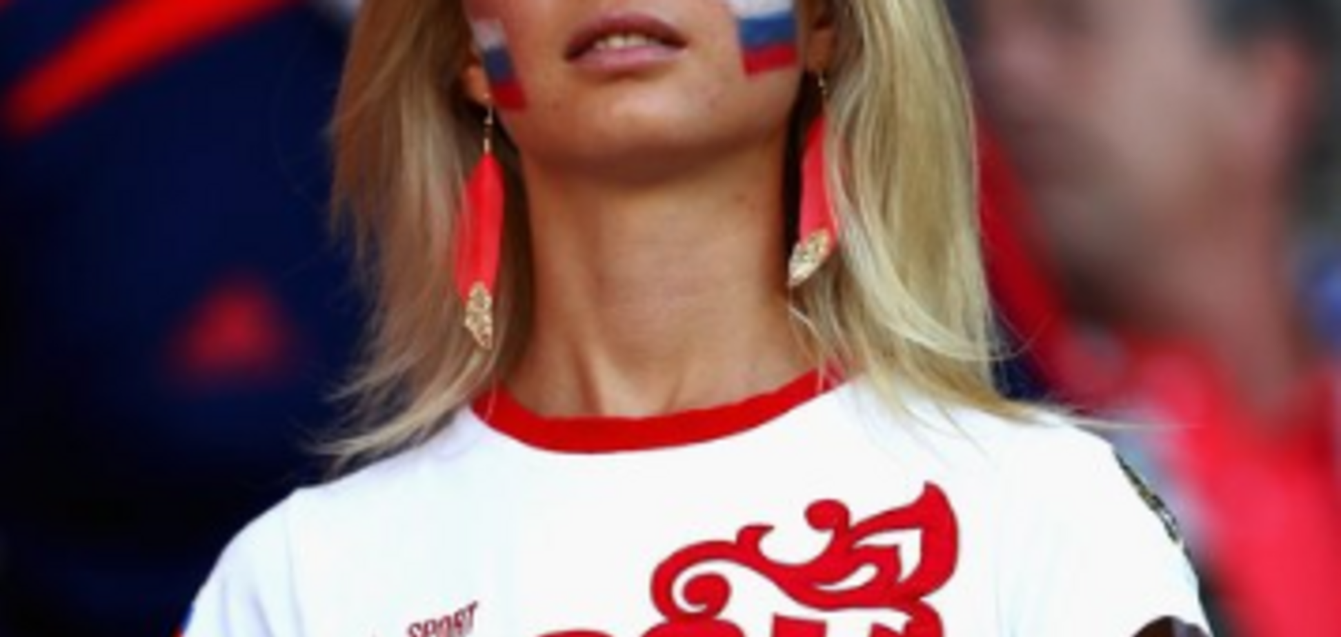 Гаряча штучка: російська дівчина з фільмів для дорослих потрапила в число найкрасивіших уболівальниць на ЧС