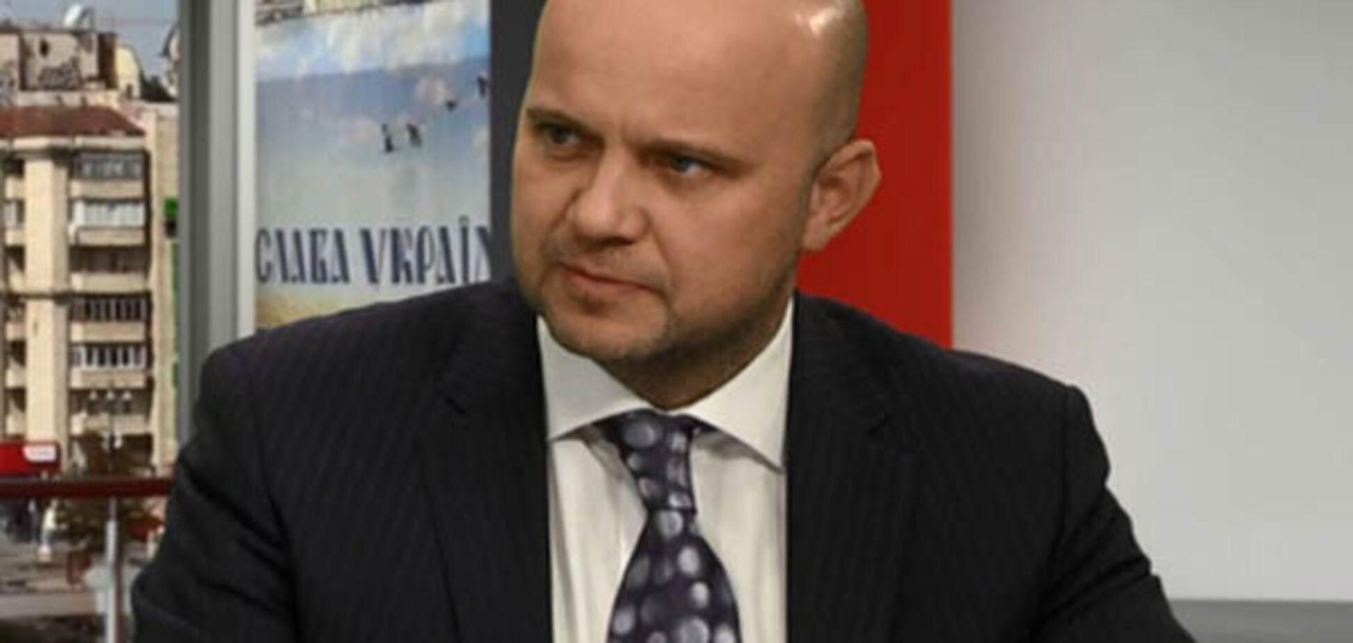 'Принял решение': Тандит рассказал, почему ушел из СБУ