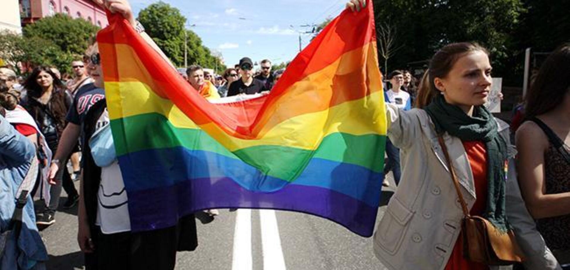 В Украине жестоко избили организатора ЛГБТ-марша