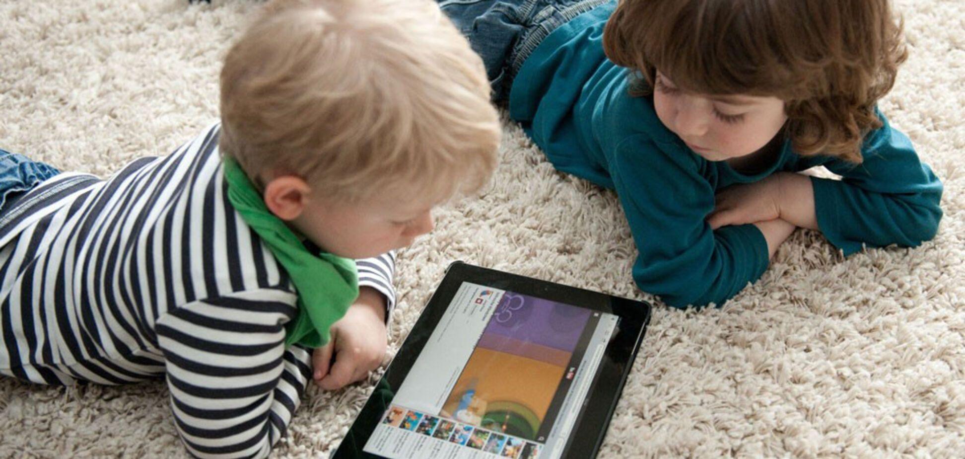 Дети и гаджеты – правила безопасного 'общения'