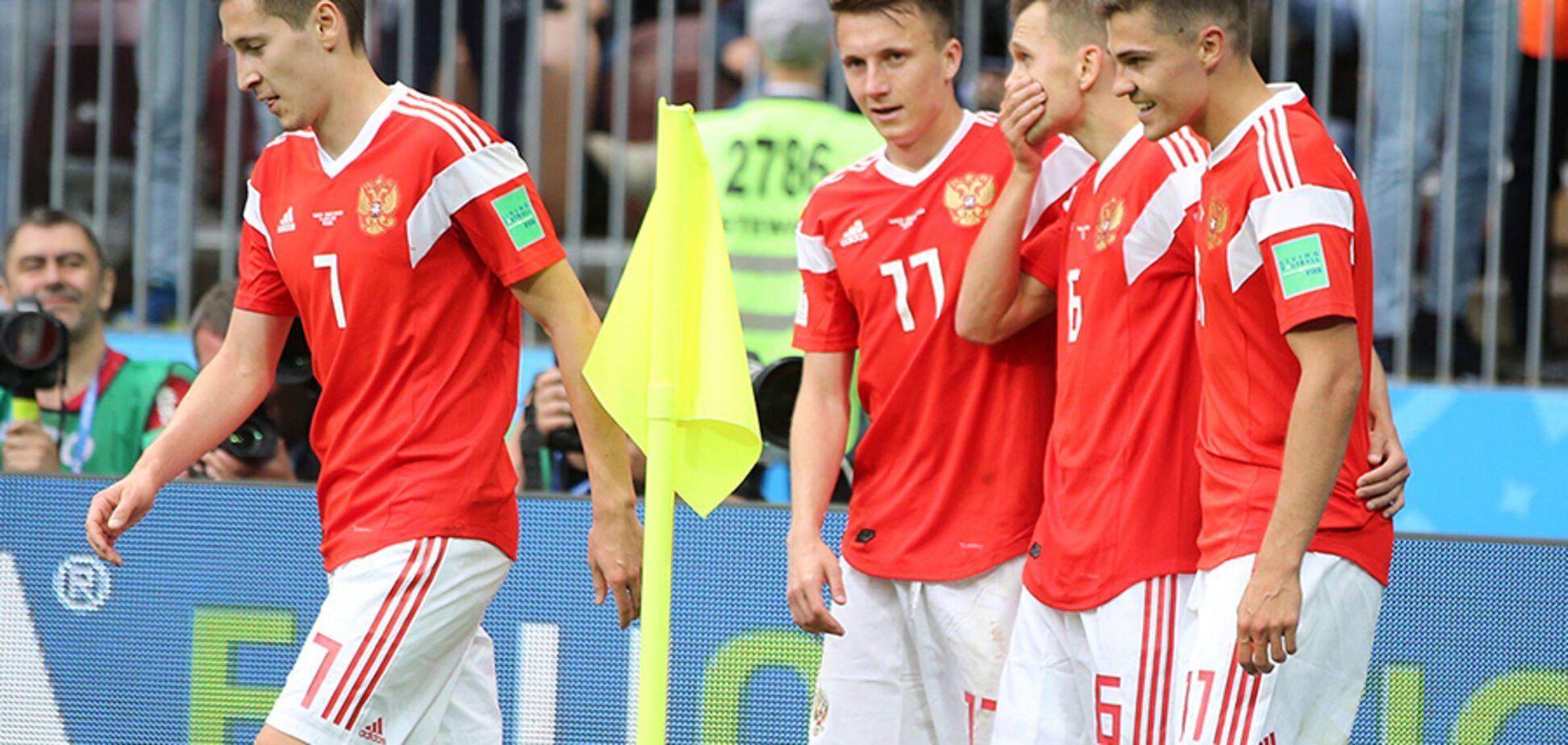 Россия – Египет – 3-1: онлайн-трансляция матча ЧМ-2018