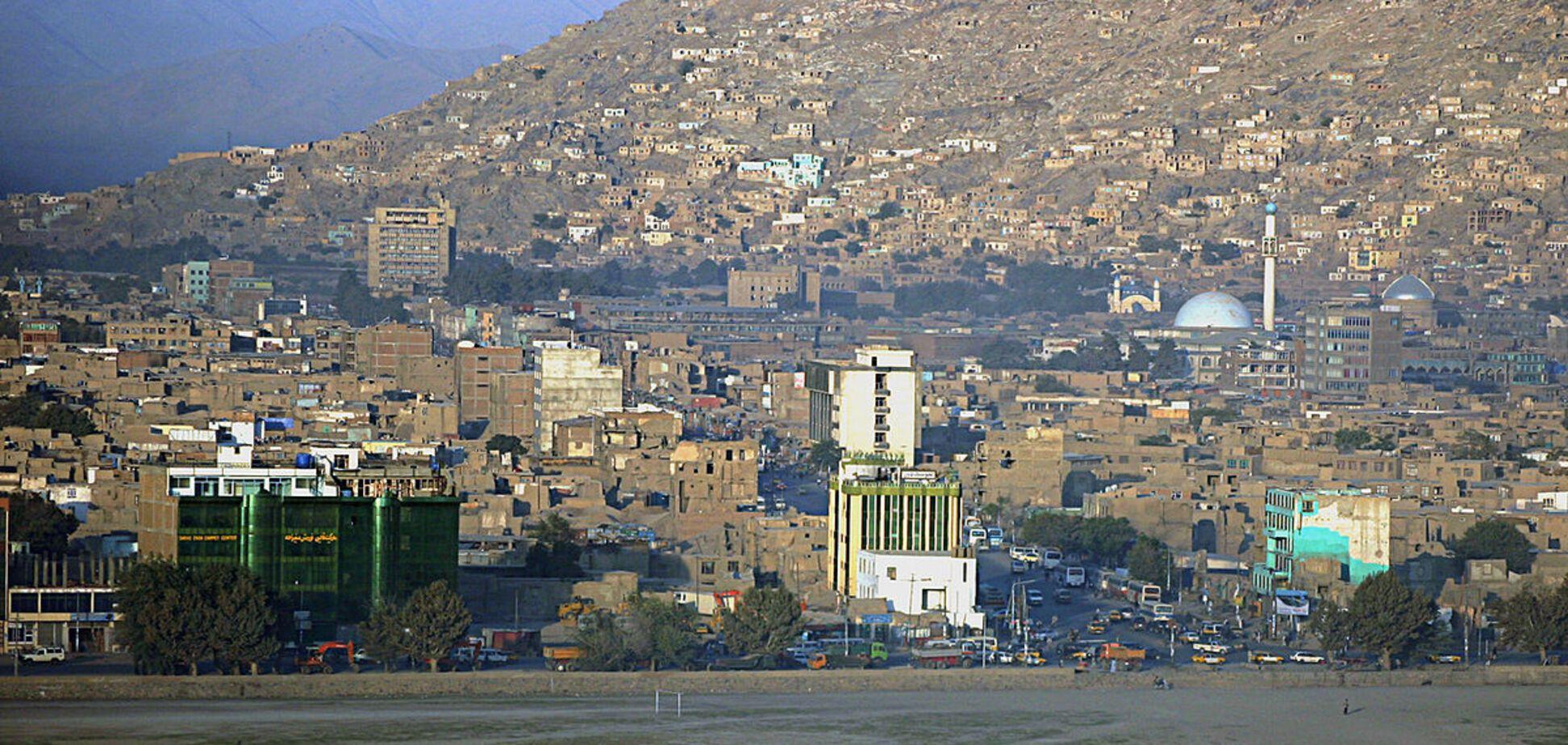 В Кабуле взорвался автомобиль с археологами