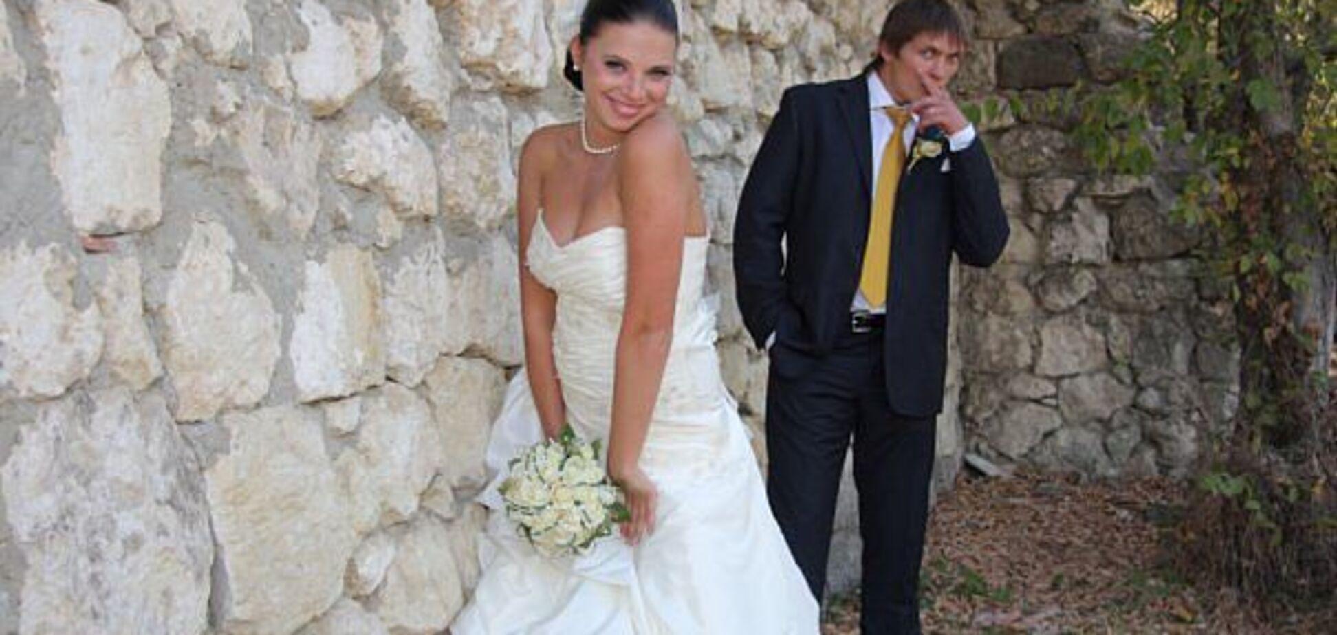 У мережі виклали рідкісне відео з весілля Усика