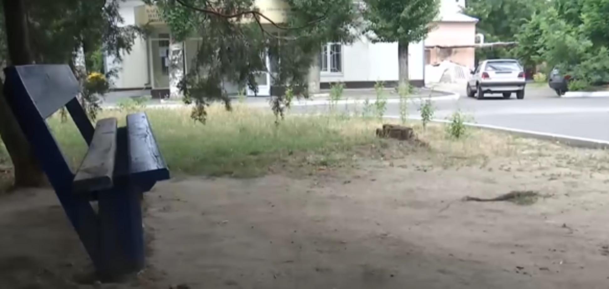 Люди мовчки спостерігали: в Миколаєві п'яний пацієнт по-звірячому вбив чоловіка