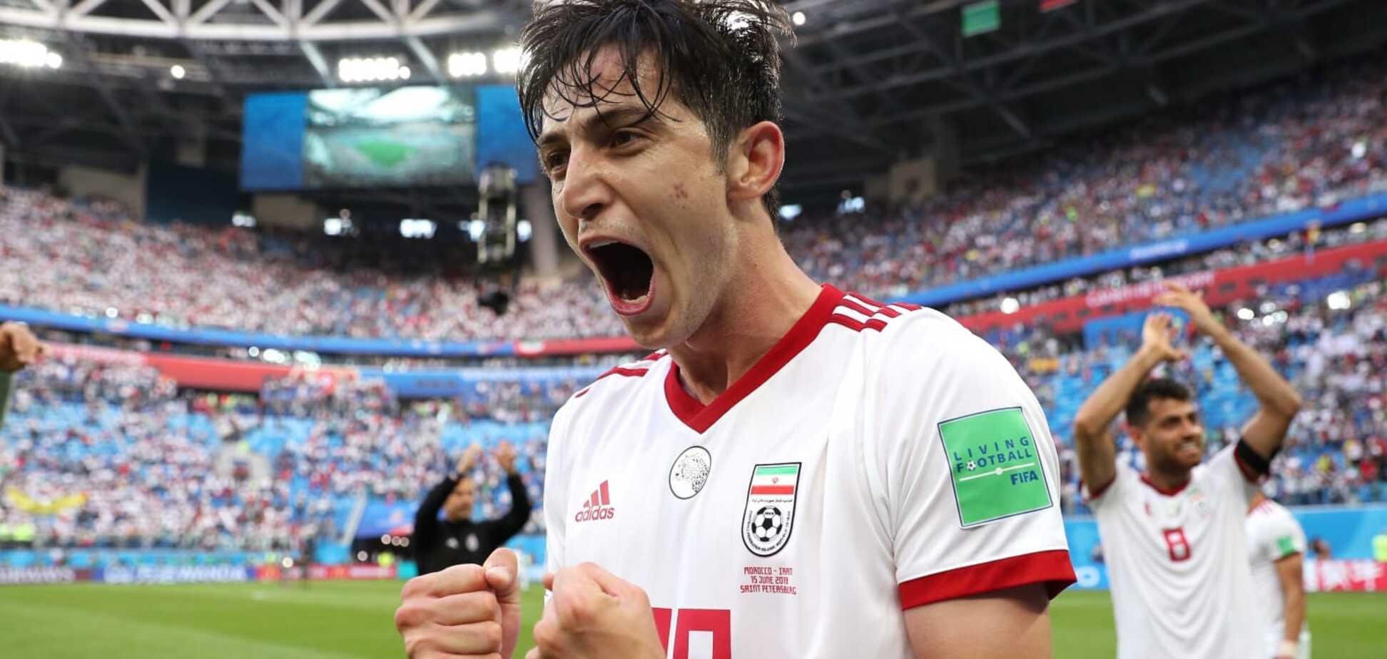 Іран - Іспанія - 0-1: онлайн-трансляція матчу ЧС-2018