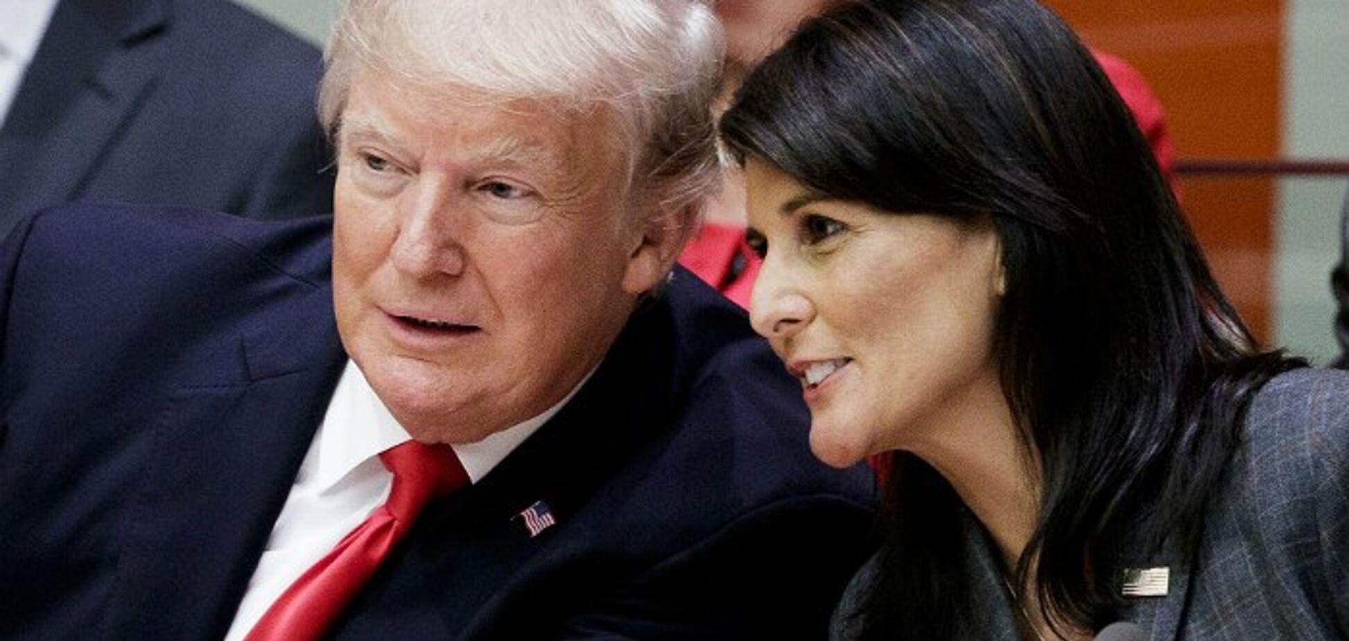 США вийшли з Ради ООН з прав людини