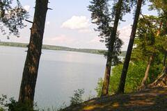Алмазное: самое большое озеро Киева