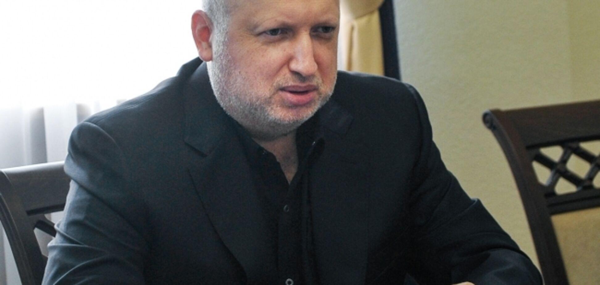 'Таран проти Європи!' Турчинов розкусив план Путіна в Україні