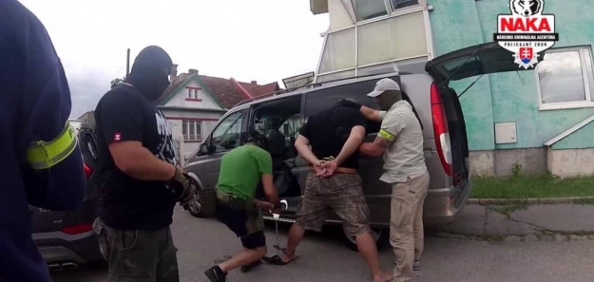 В Словакии задержали опасного украинского террориста