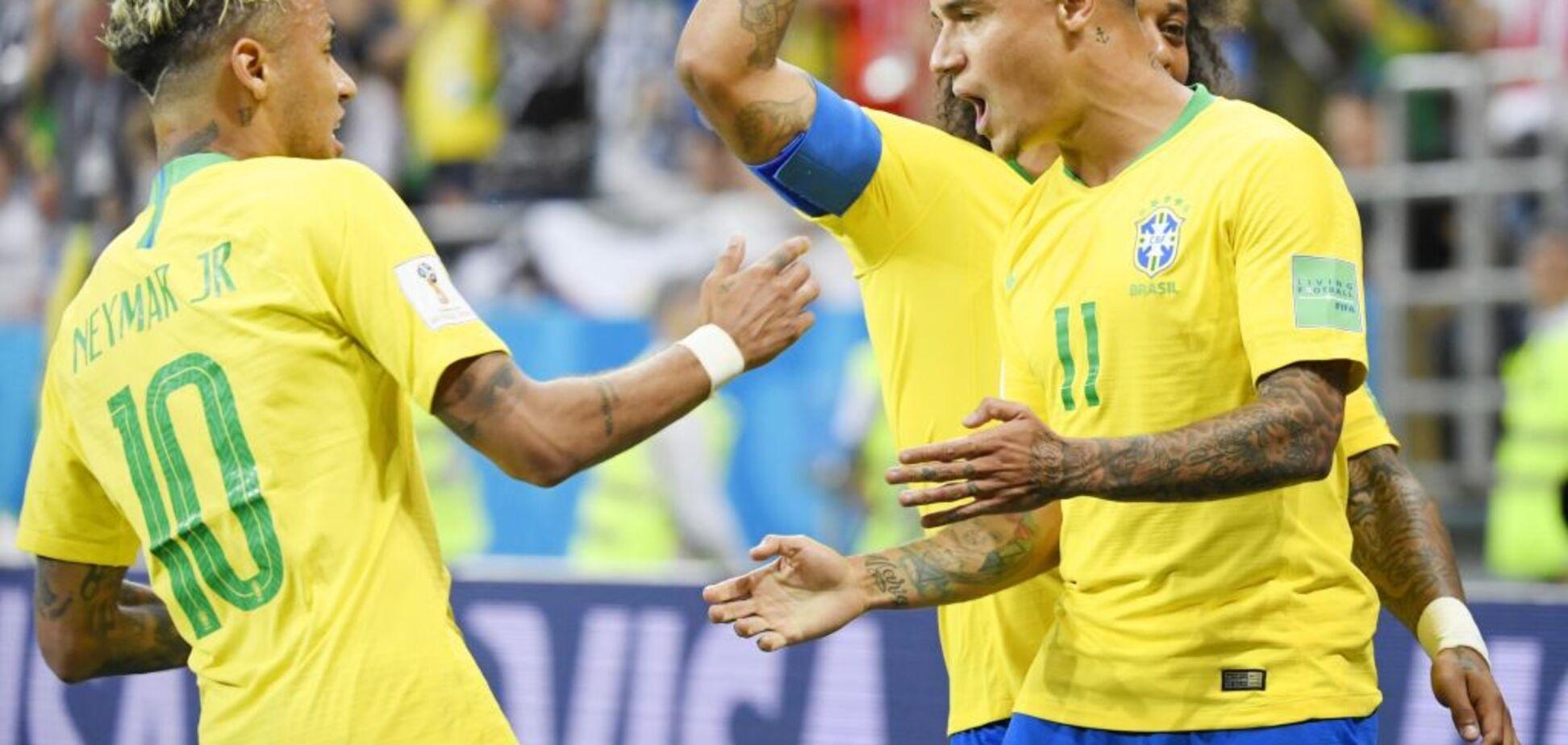 Бразилія - Коста-Ріка: де дивитися матч ЧС-2018