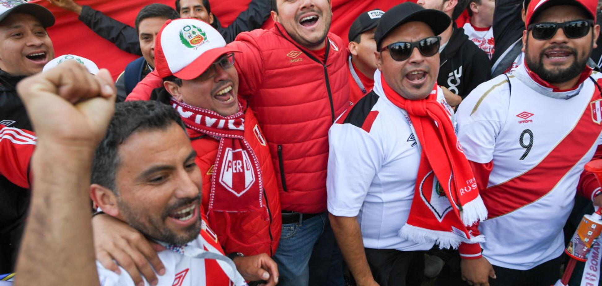 Франція - Перу - 1-0: онлайн-трансляція матчу ЧС-2018