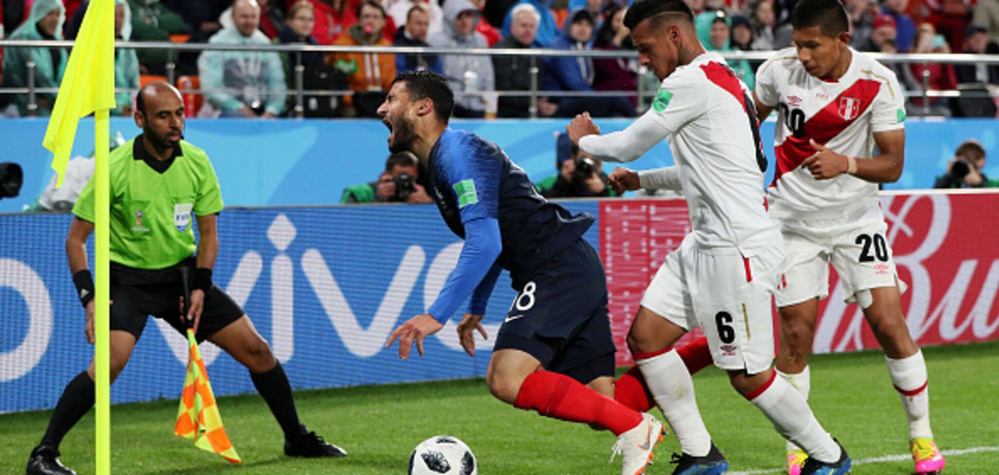 Франція - Перу: огляд матчу ЧС-2018