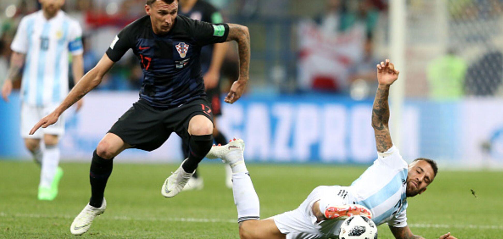 Аргентина Хорватія