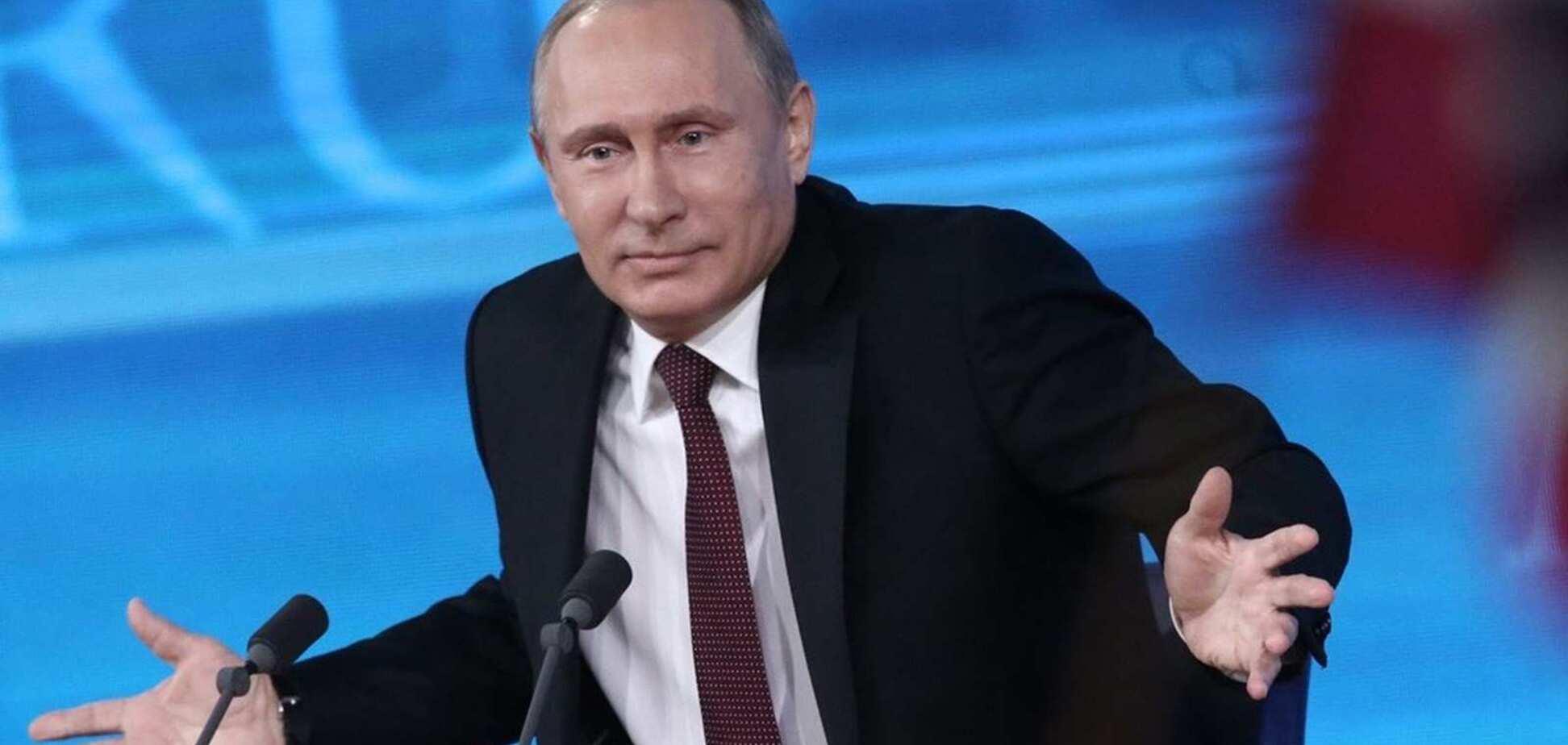 Путіна назвали джерелом серйозних помилок щодо України