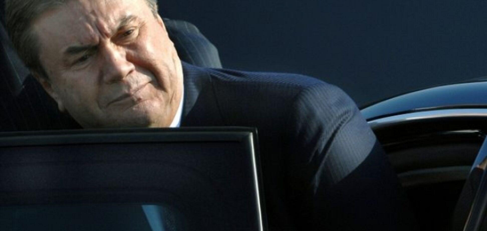 'Штурм' Межигір'я: Янукович вів переговори з Ярошем