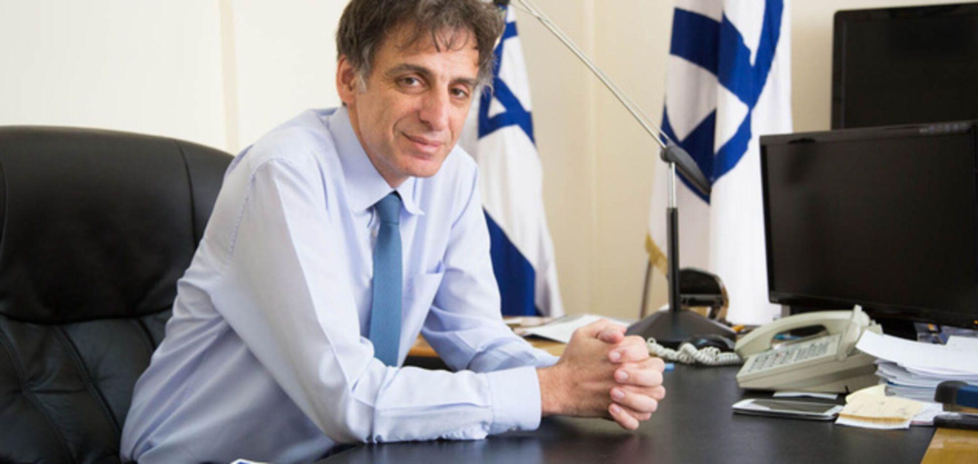 Ракети Ірану вже можуть дістати до України - посол Ізраїлю