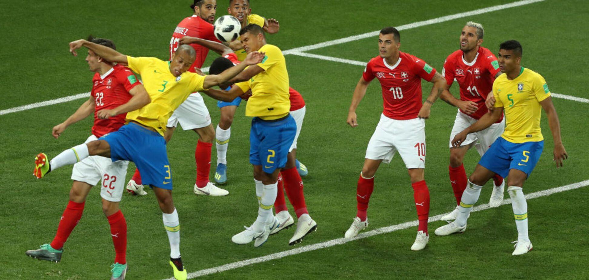 Бразилія - Коста-Ріка - 2-0: онлайн-трансляція матчу ЧС-2018