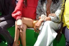 Наомі Кемпбелл прийшла на показ Louis Vuitton без бюстгальтера