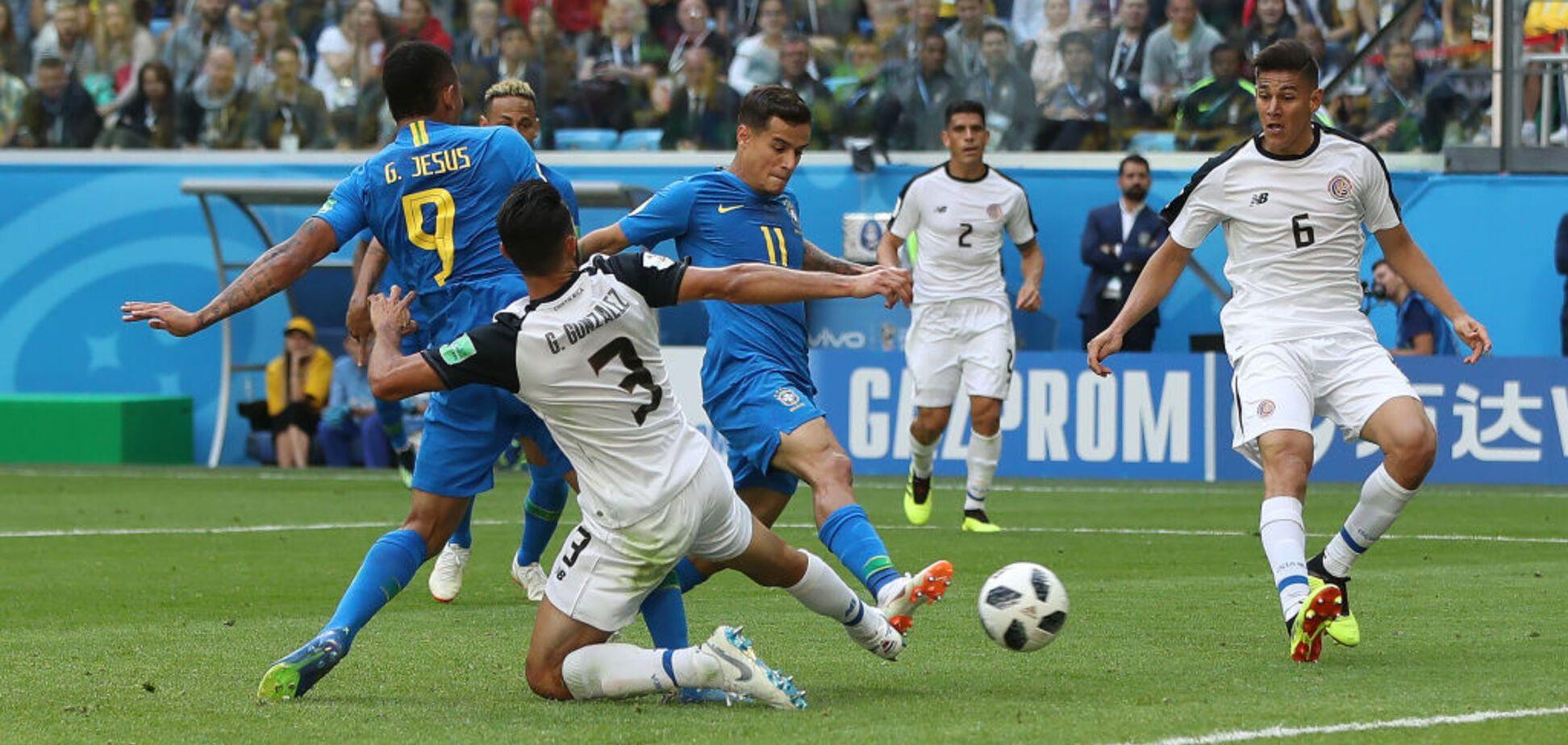 Бразилія - Мексика: де дивитися матч 1/8 фіналу ЧС-2018