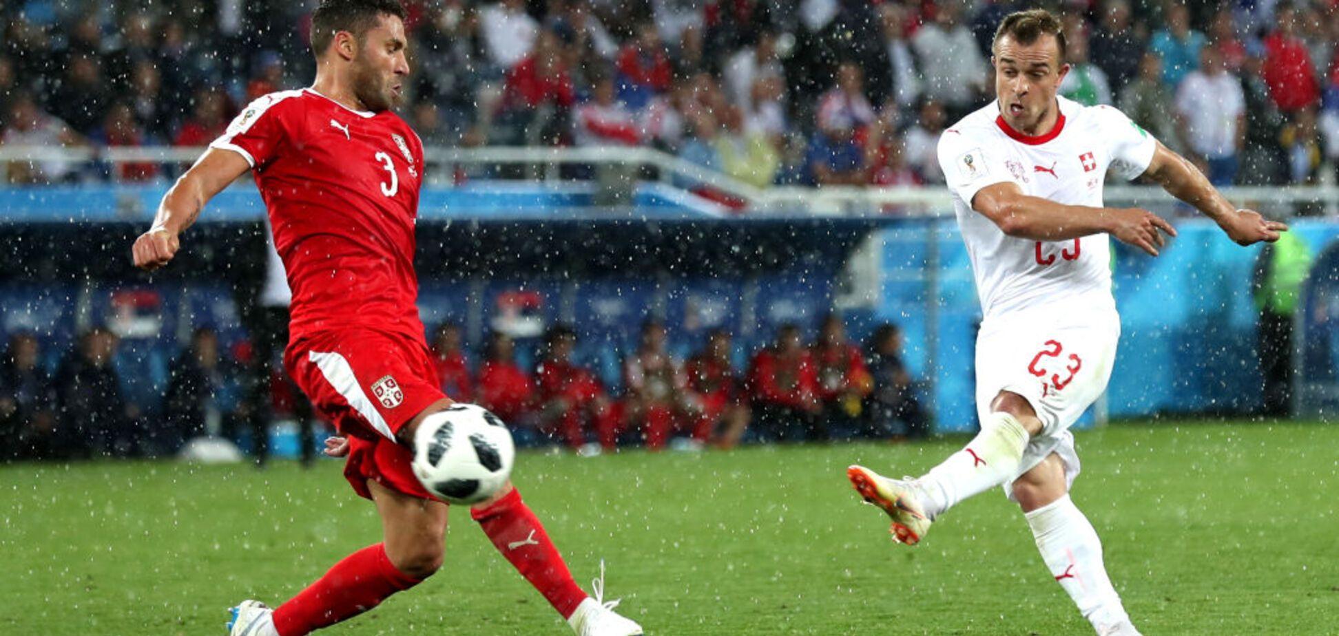 Сербия – Швейцария: обзор матча ЧМ-2018